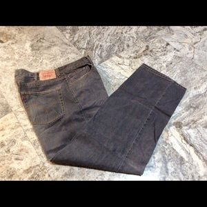 Levi's 569 Loose & Straight Men's Jeans 38X34